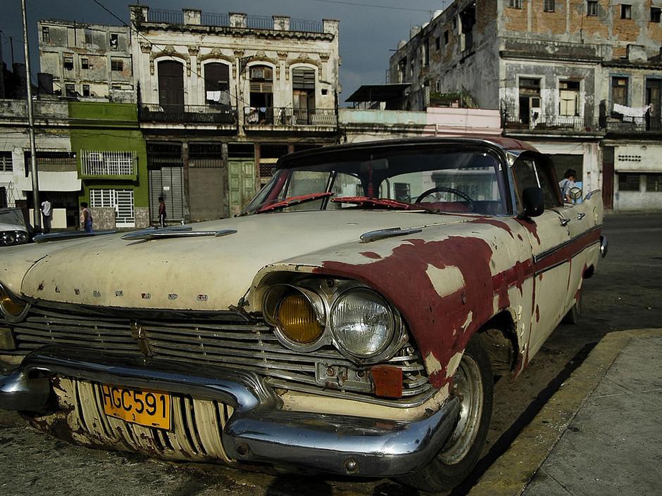 Voiture - Cuba Havane