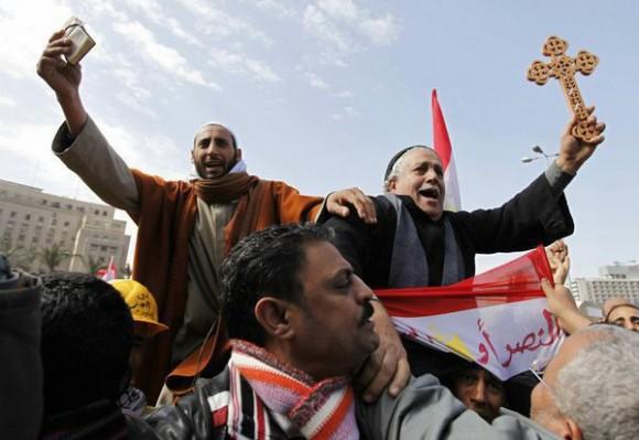 Chrétiens et Musulmans, tous contre l'injustice