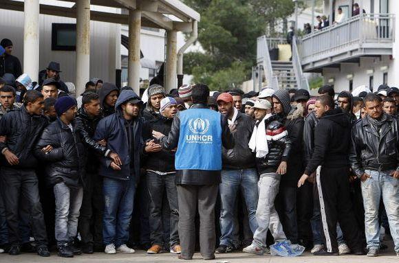 22.000 visa Schengen seront délivrés aux immigrés clandestins à Lampedusa