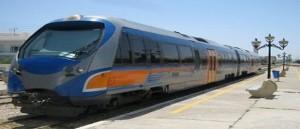 Train Tunisie