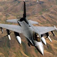 Avion de chasse F16