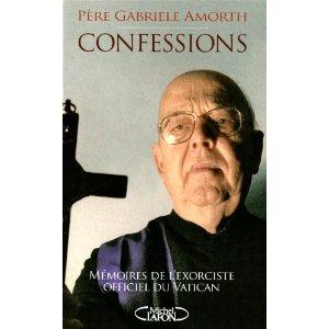Gabrielle Amorth - Confessions, Mémoires de l'exorciste officiel du Vatican