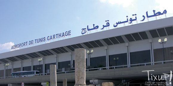 Aroport de Tunis-Carthage