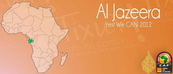 CAN 2012 Al jazeera