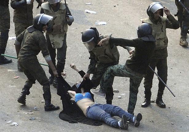 Égypte - 17 décembre 2011