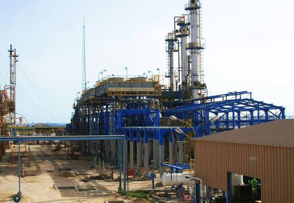 Usine de traitement des Gaz GPL - Gabes