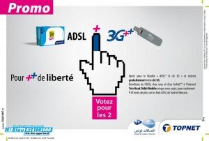 Offre Topnet - Tunisie Telecom