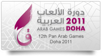 Jeux Panarabes - Doha 2011