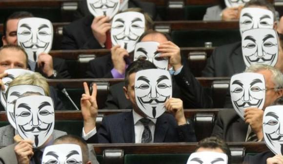 ACTA Pologne