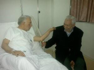 Abdelfattah Mourou - Rached Ghannouchi