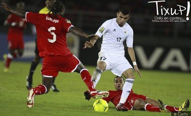 Guinée Équatoriale - Libye - CAN2012