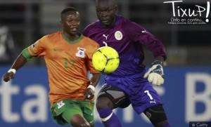 Zambie - Sénégal - CAN2012