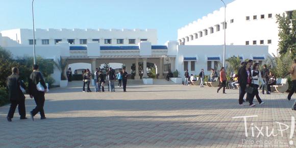 Faculté des Lettres - Sousse