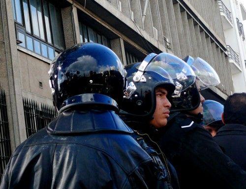 Police tunisie