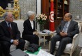 Christine Lagarde - Hamadi Jebali