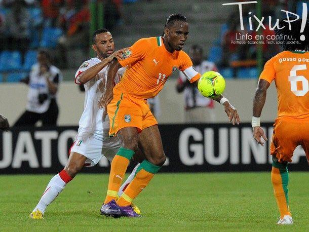 CAN 2012 - Côte d'Ivoire - Guinée Equatoriale