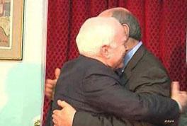 Hamadi Jebali - John McCain