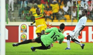 Mali Ghana - CAN 2012