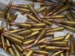 Munition arme
