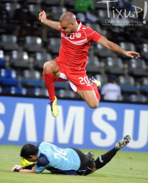 Tunisie - Ghana - CAN 2012