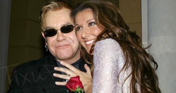 Elton John - Céline Dion