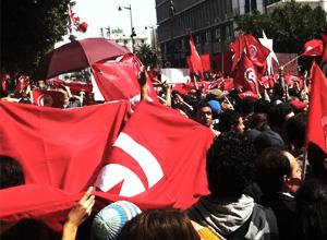 Manifestation - Tunisie 20Mars