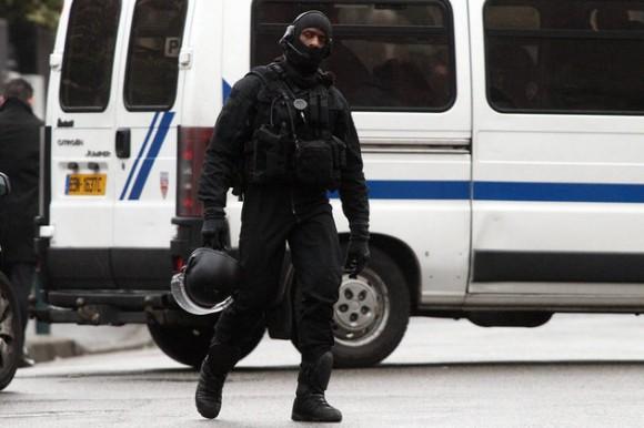 RAID Police France
