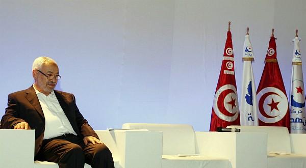 Rached Ghannouchi - ennahdha