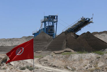 phosphate Gafsa