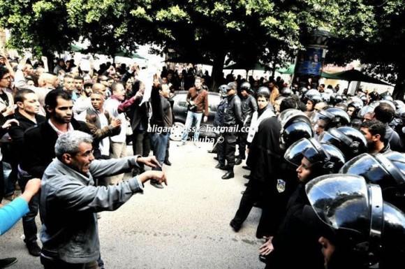 Manifestation - 07-04-2012