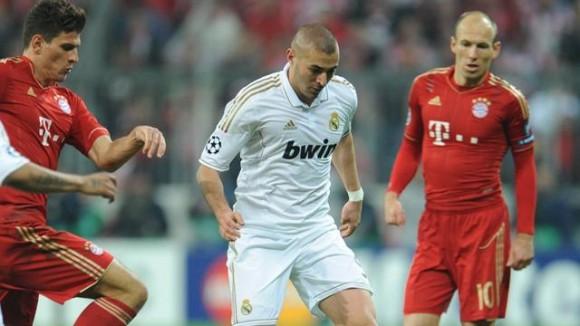 Bayern Munich - Real Madrid