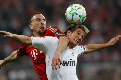 Bayern Munich - Real Madrid
