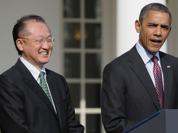 Jim Yong Kim - Barack Obama