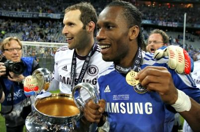 Petr Cech - Didier Drogba