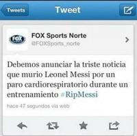 noticia Lionel Messi