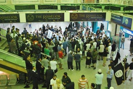 salafistes aeroport Tunis
