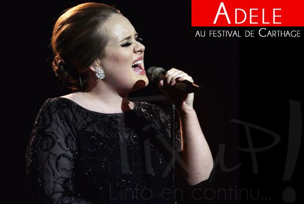 Adele - Festival international de Carthage