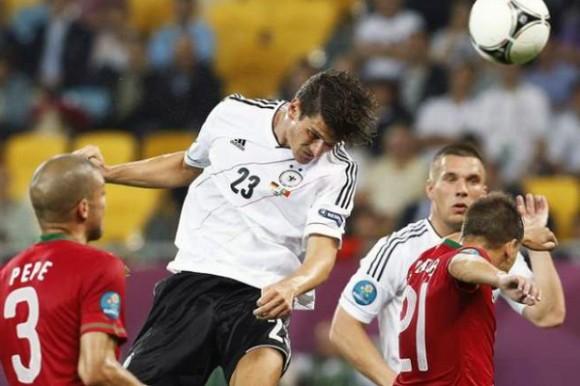 Euro 2012: Allemagne - Portugal
