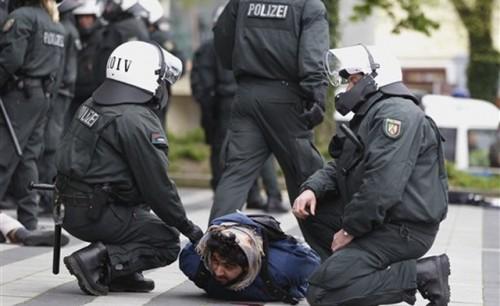 Allemagne Salafistes