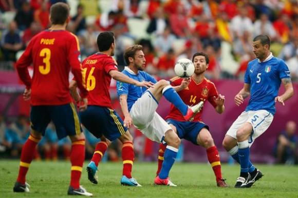 Euro 2012: Espagne - Italie