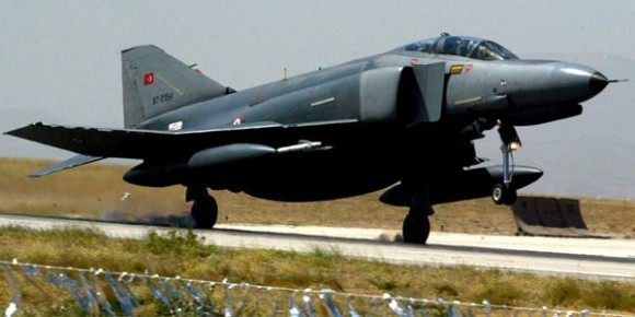 Avion F4 Phantom
