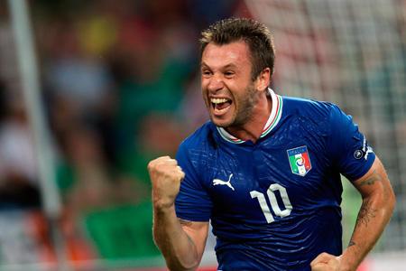 Euro 2012: Italie