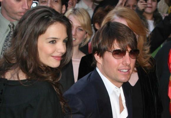 Katie Holmes - Tom Cruise