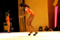 Miss Côte d'Ivoire 2012 - la Chute