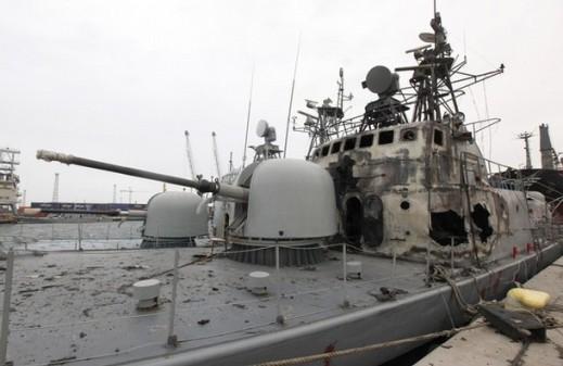 Port Tripoli - Bateau - Navire