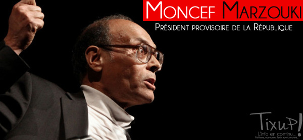 Prsident Moncef Marzouki