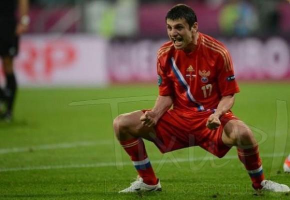 Alan Dzagoev - Russie