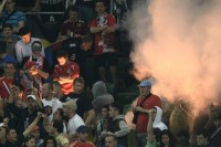 Euro 2012: Supporters Russes