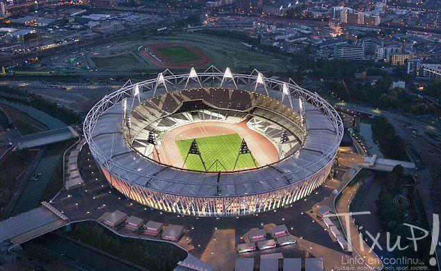 stade olympique de londres - photo #19