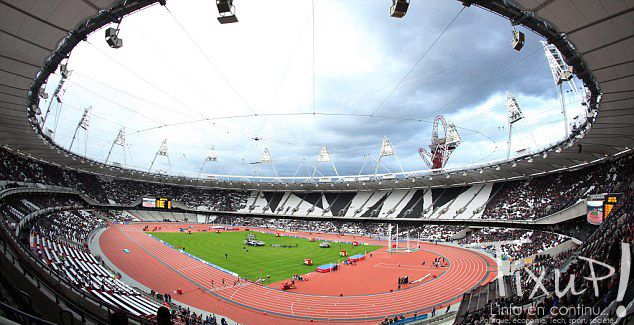 Photos – JO 2012: Le Stade Olympique de Londres